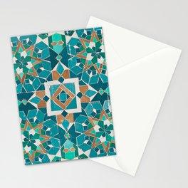 Moroccan Tile - Casablanca Zellige II Stationery Cards