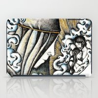 valar morghulis iPad Cases featuring Second meeting by Anca Chelaru