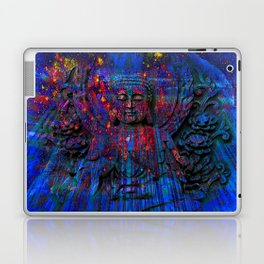 Buddha dream II Laptop & iPad Skin