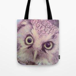 Dirty Look Owl Tote Bag