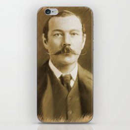 Sir Arthur Conan Doyle iPhone Skin