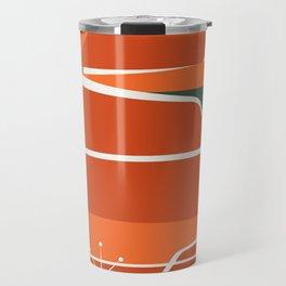 Vintage Retro 04 Travel Mug