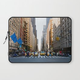 New York Minute Laptop Sleeve