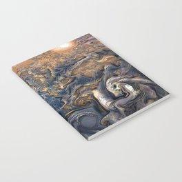 Jupiter's Clouds Notebook