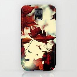 Autumn Leafs iPhone Case