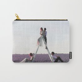 Separated Carry-All Pouch