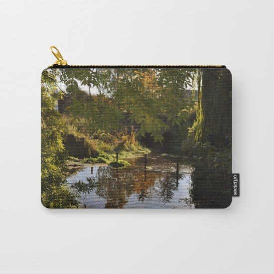 River by the mill  Carry-All Pouch