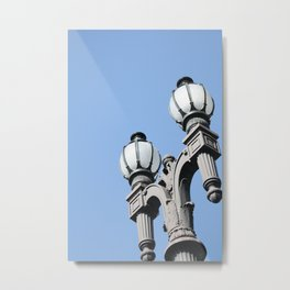 There is a Light Metal Print