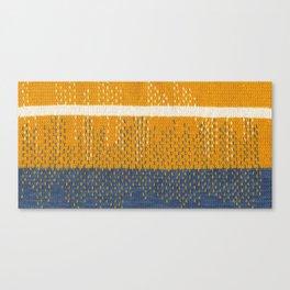 Yarns: Reflections Canvas Print