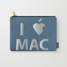 I heart Mac Carry-All Pouch