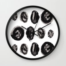 Black Holes II Wall Clock