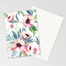 Flowers in Bloom Stationery Cards