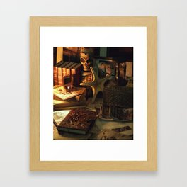 Search old one Framed Art Print