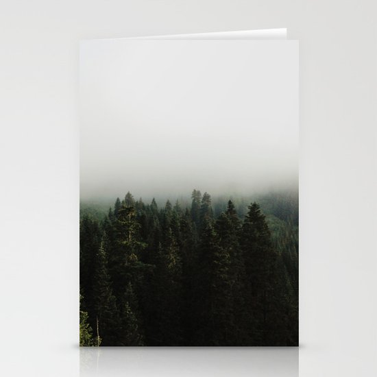 Stevens Pass Stationery Cards
