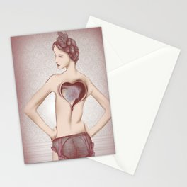 Prostitute  Stationery Cards