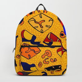 African Fancy 2 Backpack