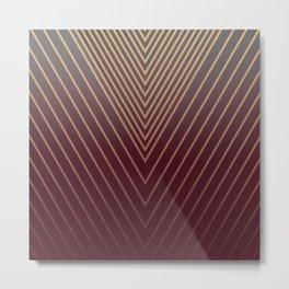 Yera-Lux Metal Print