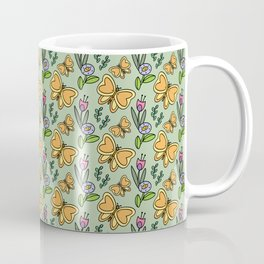 Springtime in my Garden Coffee Mug