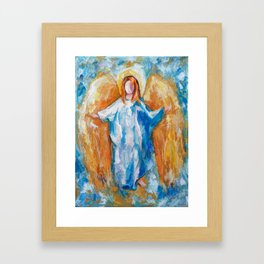 Angel Of Harmony 18x24 Framed Art Print