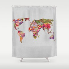 It's Your World Shower Curtain