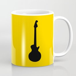 Simple Guitar Coffee Mug