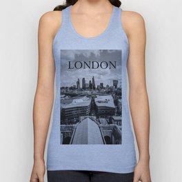 The City of London Unisex Tank Top