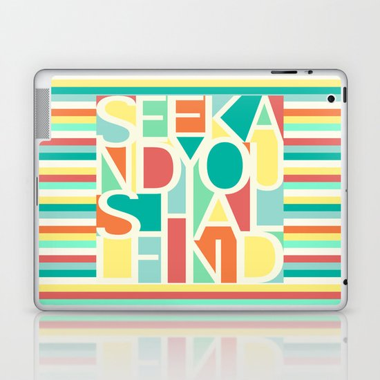 Seek Laptop & iPad Skin