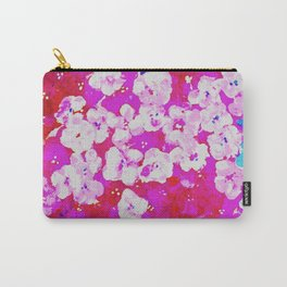 pank flowers Carry-All Pouch