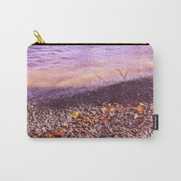 Lake Windermere Shore, The Lake District - Nature Photography Carry-All Pouch