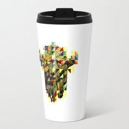 Slavic mask Travel Mug