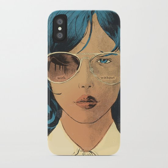 With & Without iPhone Case