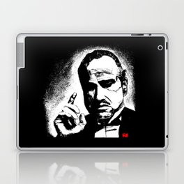 The Godfather Marlon Brando Laptop & iPad Skin