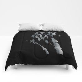 Bamboo negative Comforters