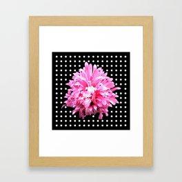 La Fleur Framed Art Print