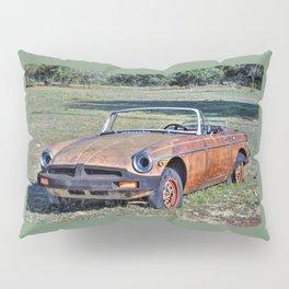 MG B Pillow Sham