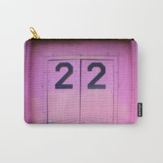Pink Door Carry-All Pouch