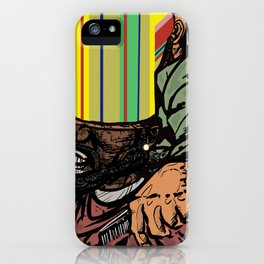 Mighty Sharp iPhone Case