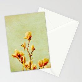 wednesday's magnolias Stationery Cards