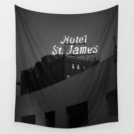 The Historic Hotel St. James Wall Tapestry