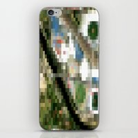 melbourne iPhone & iPod Skins featuring Melbourne by Mark John Grant