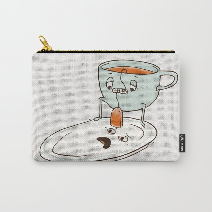 Tea Baggin' Carry-All Pouch