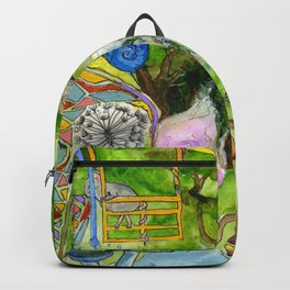 Rat Town Backpack