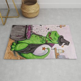 Tommy's Brew Rug
