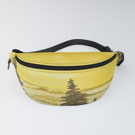 A yellow kind of day Fanny Pack