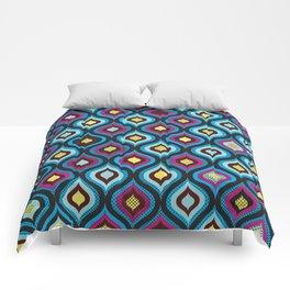 Eye Of The Peacock Comforters