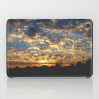 heaven iPad Cases featuring Heaven  by Anne Powers