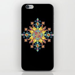 Alhambra Stained Glass iPhone Skin