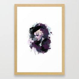 Harlow Framed Art Print