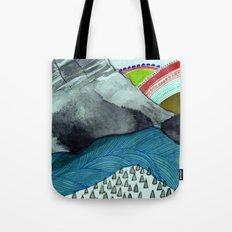 Landscapes / Nr. 4 Tote Bag