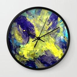 EliB Novembre 9 Wall Clock